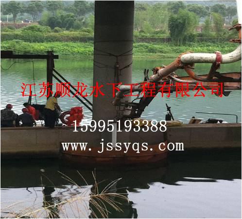 案例-大桥桥墩钢护筒加固雷竞技下载加固工程安全竣工